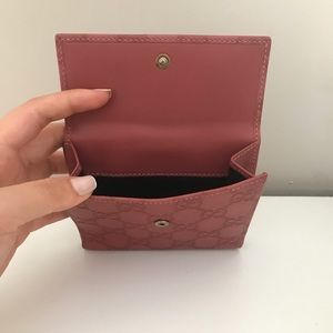 Gucci Bags - Gucci Guccissima Leather Flap Fold Wallet